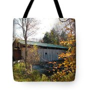 Morgan Bridge 2 Tote Bag