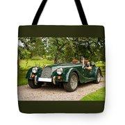 Morgan Roadster Tote Bag