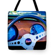 Morgan Steering Wheel Tote Bag