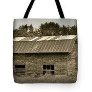 Morganton Barn Tote Bag