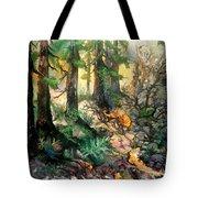 Moring Hike Tote Bag