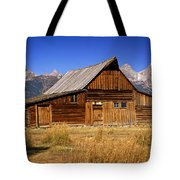 Mormaon Barn 3 Tote Bag