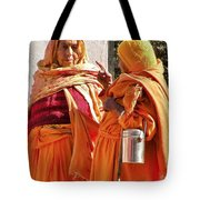 An Early Morning Dissertation - India Tote Bag
