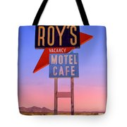 Morning At The Edge Of Nowhere Tote Bag