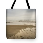 Morning At The End Of The Bar Tote Bag