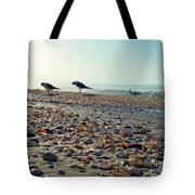 Morning Beach Preen Tote Bag