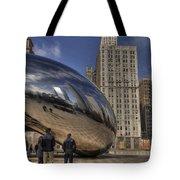 Morning Bean Tote Bag