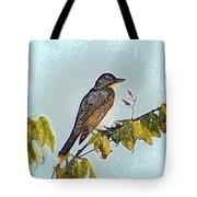 Morning Bird Tote Bag