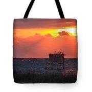 Morning Blind Tote Bag