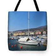 Morning Breeze Tote Bag