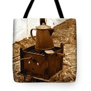 Morning Brew Tote Bag