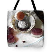 Morning Coffee Soap Tote Bag