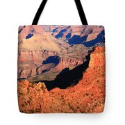 Morning Colors Grand Canyon Tote Bag