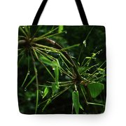 Morning Dews Tote Bag