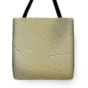Morning Diamonds Tote Bag