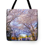 Morning Dream Tote Bag