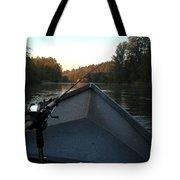 Morning Drift Tote Bag