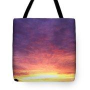 Morning Faith Tote Bag