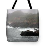 Morning Fog - Pacific Coast Highway No. 2 Tote Bag