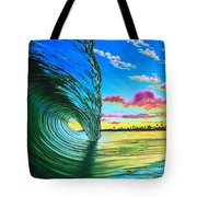 Morning Glass Tote Bag
