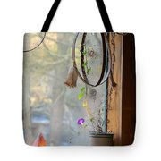 Morning Glory Dreams Tote Bag