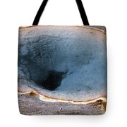 Morning Glory Pool Yellowstone Np Tote Bag