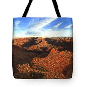 Morning Glory - The Grand Canyon From Kaibab Trail  Tote Bag
