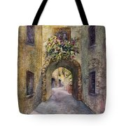Morning Gossip Tote Bag