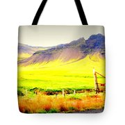Morning Has Broken And It Will Probably Break Again  Tote Bag
