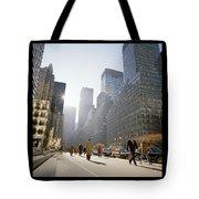Morning In America Tote Bag
