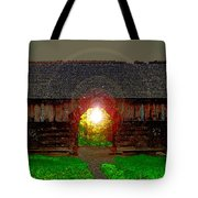 Morning In The Cove Tote Bag