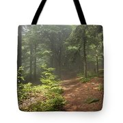 Morning In The Forest Tote Bag