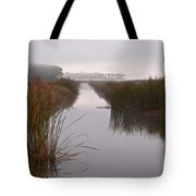 Morning In The Marsh Tote Bag