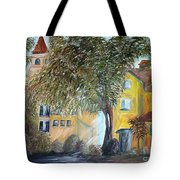 Morning In The Old Country Tote Bag