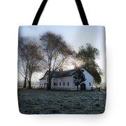 Morning In Whitemarsh - Widener Farms Tote Bag