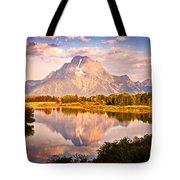 Morning Majesty Tote Bag