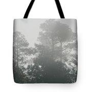 Morning Mist 3 Tote Bag