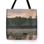 Morning Mist I Tote Bag