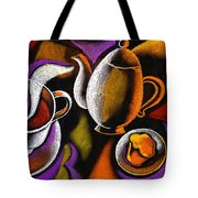 Morning Muffin Tote Bag