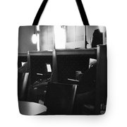 Morning News - Monochrome Tote Bag