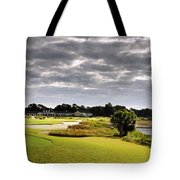 Morning On 18 Tote Bag