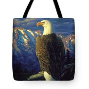 Morning Quest Tote Bag