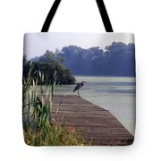 Morning Recon Tote Bag