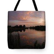 Morning Reflections Tote Bag