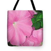 Morning Rise Painting Tote Bag