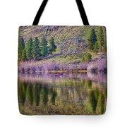 Morning Rowing Tote Bag