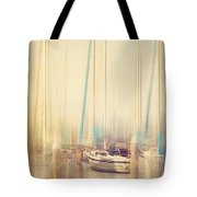 Morning Sail Tote Bag