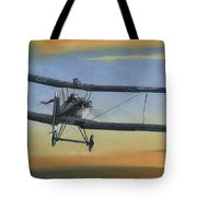 Morning Serenade Tote Bag