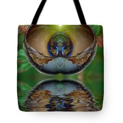 Morning Shell Tote Bag