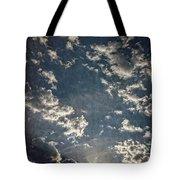Morning Sky Fantasy Tote Bag